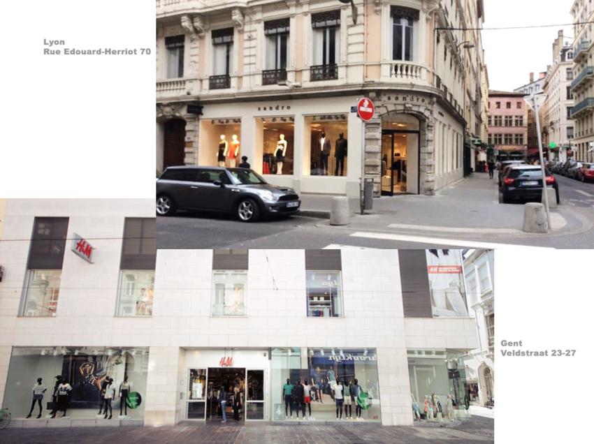 VastNed investeert € 30 mio in premium city high streets shops Gent en Lyon