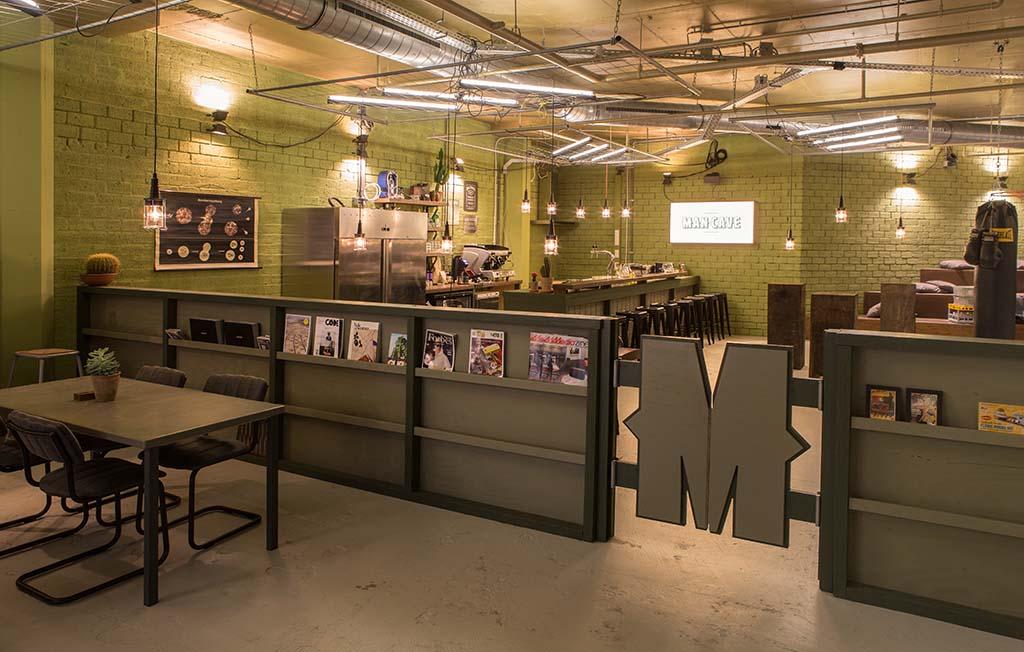 Hoog Catharijne En Media Markt Utrecht Openen Man Cave