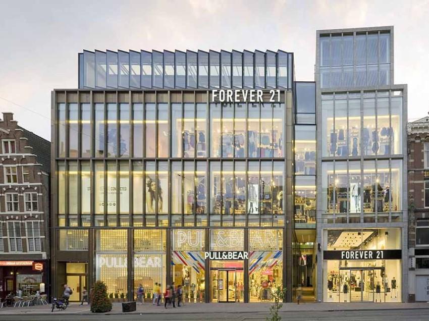 'Forever 21' Amsterdam aangekocht door Vastned