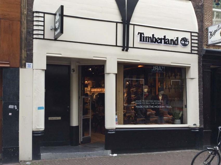 Timberland Winkels Rotterdam