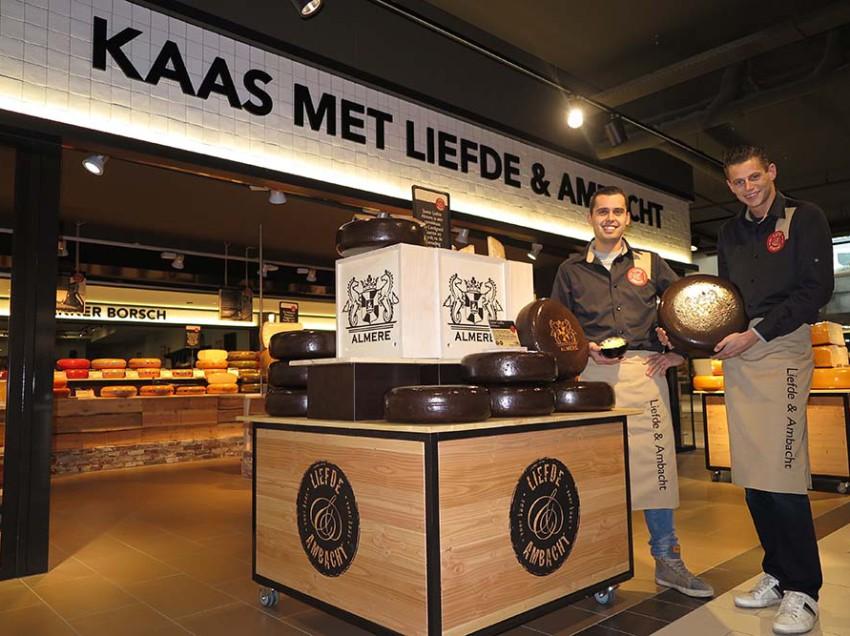 Kaaswinkel Liefde & Ambacht opent in Citymall Almere