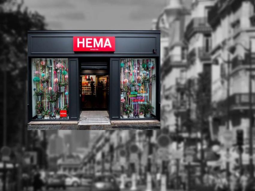 hema opent nieuwe flagship store in het historische centrum van parijs shopping centre news. Black Bedroom Furniture Sets. Home Design Ideas
