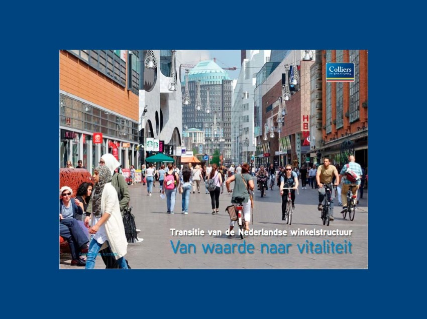 Analyse Colliers van de Nederlandse Winkelstructuur