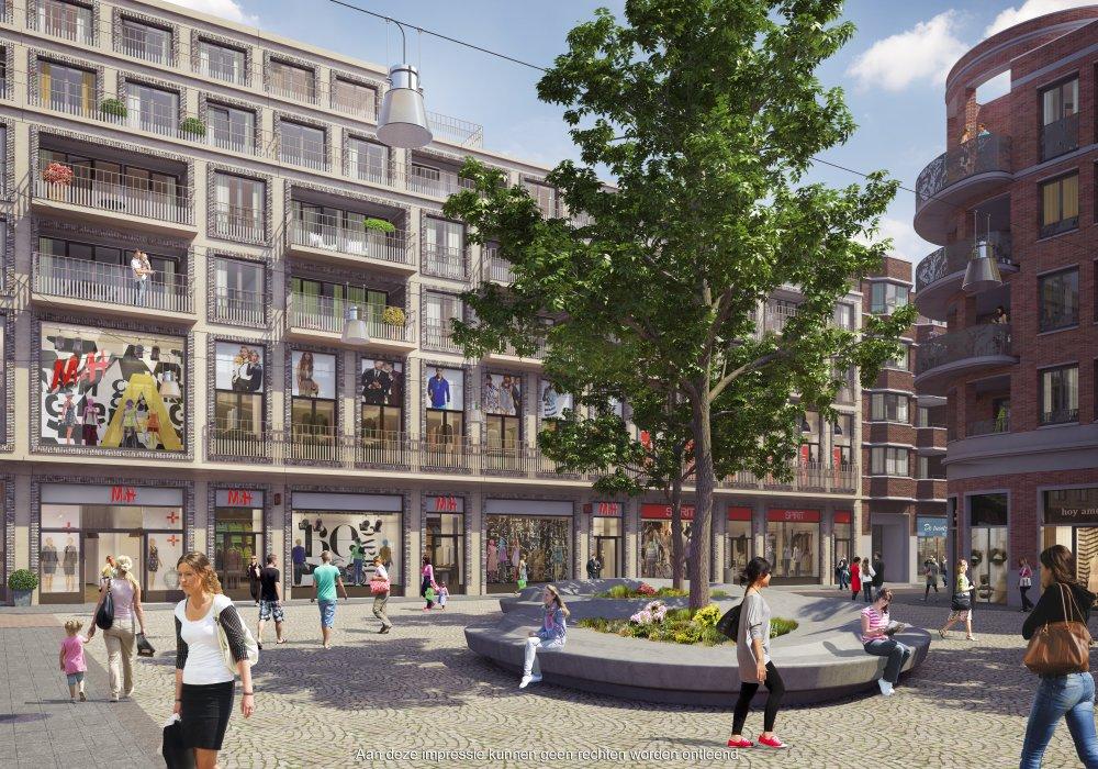 a07471819a8 Hennes en Mauritz is met LRC B.V. tot overeenstemming gekomen inzake het  aanhuren van 2.150 m2 winkelruimte in Leidsche Rijn Centrum. H&M is hiermee  na de ...