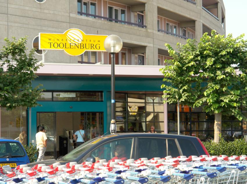 Start revitalisatie winkelcentrum Toolenburg Hoofddorp