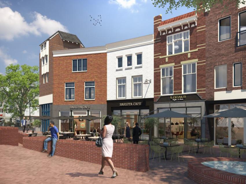 Green: Een nieuwe stadsentree voor Gouda