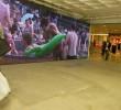 Ngage Media plaatst GRAND scherm in Hoog Catharijne Utrecht