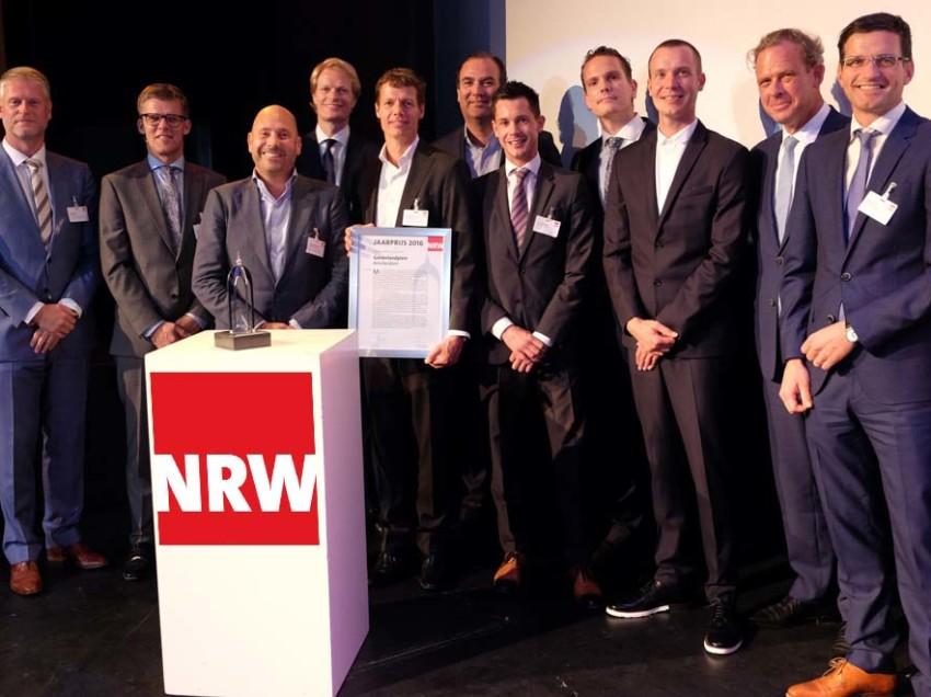 Gelderlandplein Amsterdam wint NRW Jaarprijs 2016