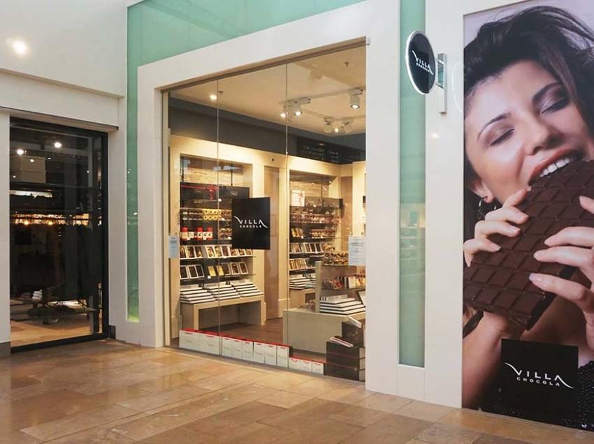 Villa Chocola opent winkel in Stadshart Amstelveen