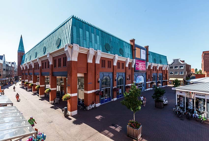 Real I.S. koopt winkelcentrum Parade Nootdorp