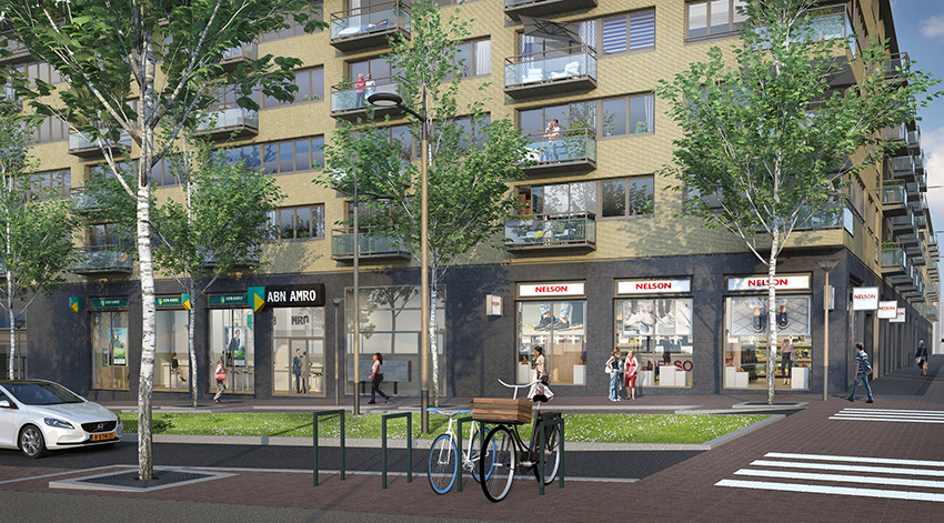 Nieuwe huurders voor Leidsche Rijn Centrum