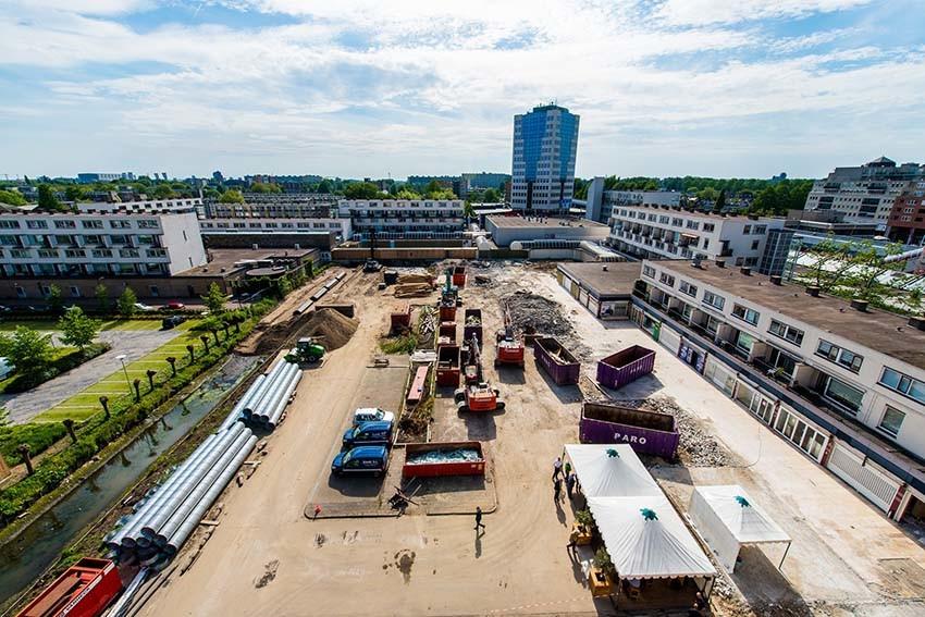 Wereldhave start uitbreiding winkelcentrum De Koperwiek