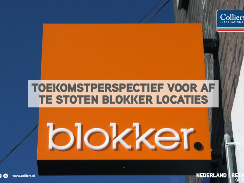 Creatieve oplossingen nodig na sluiting Blokker winkels
