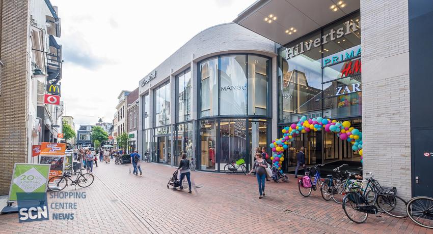 Hilvertshof en Primark feestelijk geopend