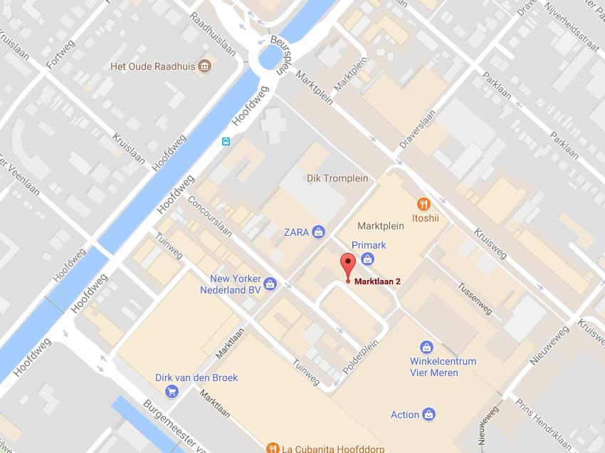 Kroonenberg Groep en Prowinko verhuren Marktlaan 2 Hoofddorp aan Only