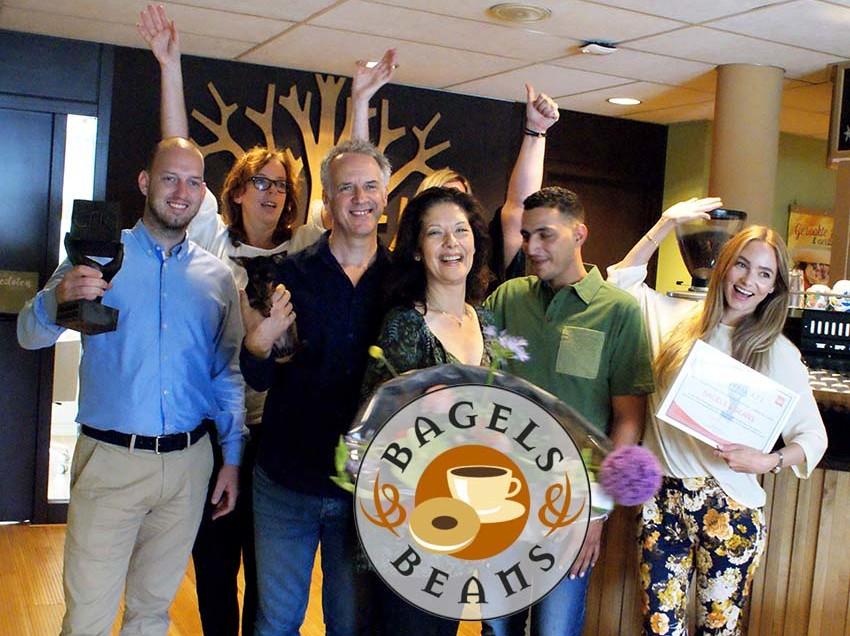 Bewijs: Bagels & Beans beste in Coffee & Lunch