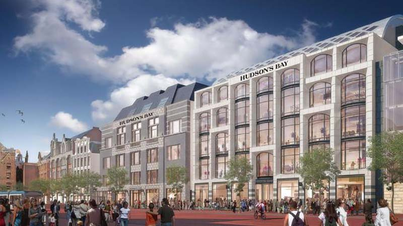 Hudson's Bay brengt een nieuwe shopping ervaring naar Nederland