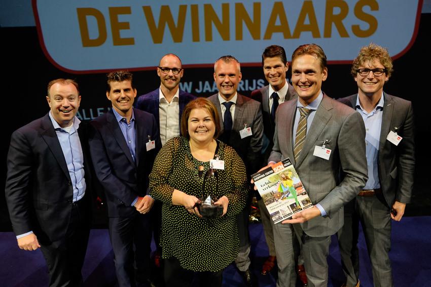 Winkelcentrum Kerkelanden (Hilversum) winnaar NRW Jaarprijs 2017