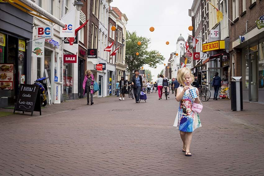 Schone winkelgebieden goed voor omzet winkeliers en veiligheidsgevoel burgers