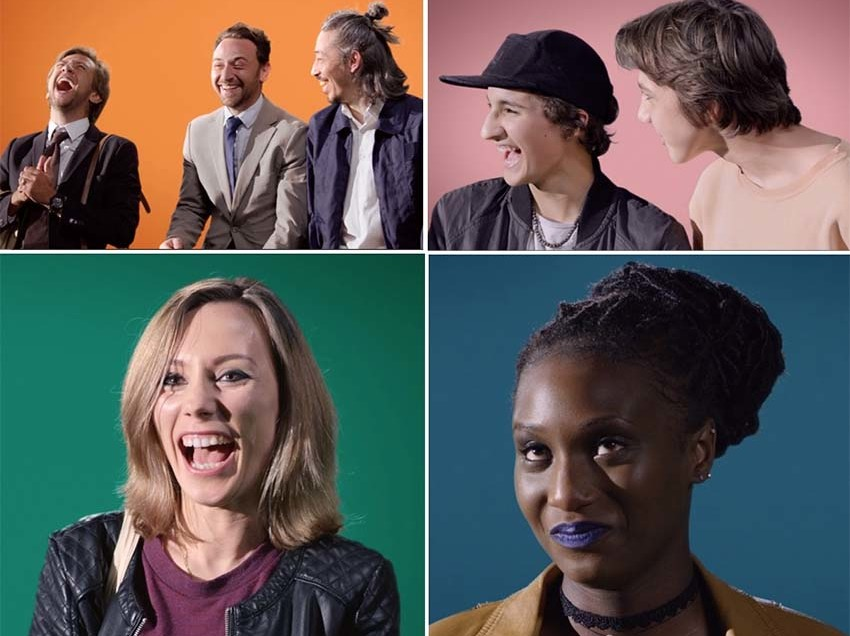 Unibail-Rodamco Group lanceert nieuwe Europese campagne: 'Unexpected Smile'