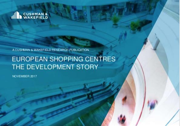 Cushman & Wakefield: Winkelcentra zullen niet uit het straatbeeld verdwijnen