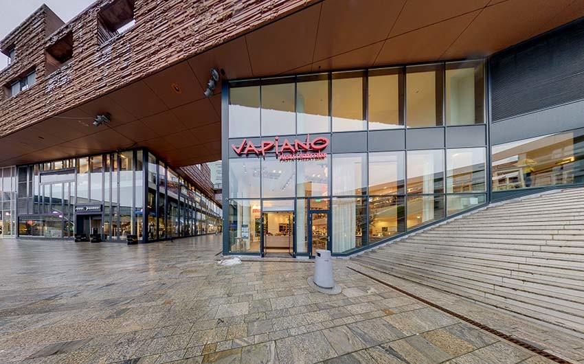 Vapiano restaurant opent in Almere