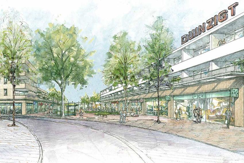 Gemeenteraad Den Haag stemt in met grondexploitatie winkelcentrum Duinzigt