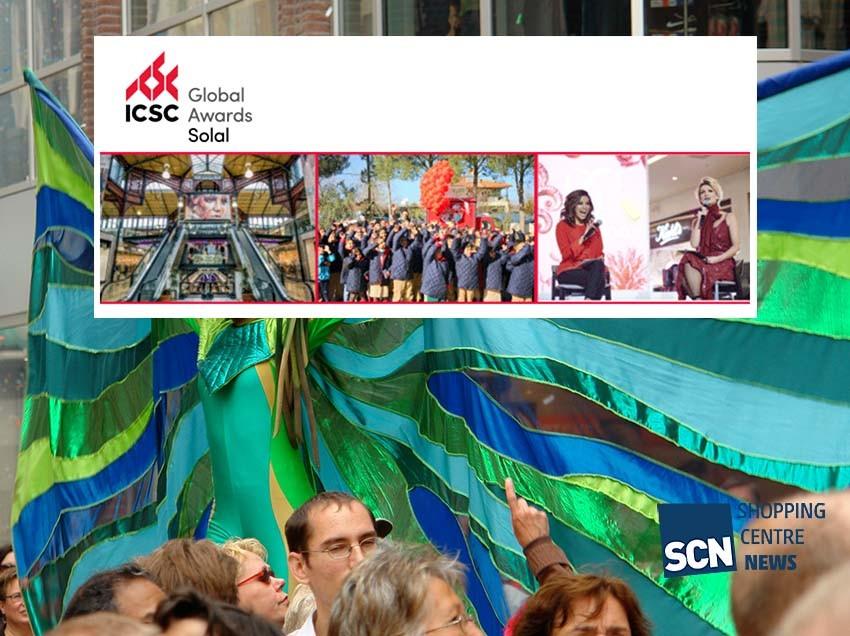 U kunt vanaf nu inzenden op de ICSC Solal Marketing Awards