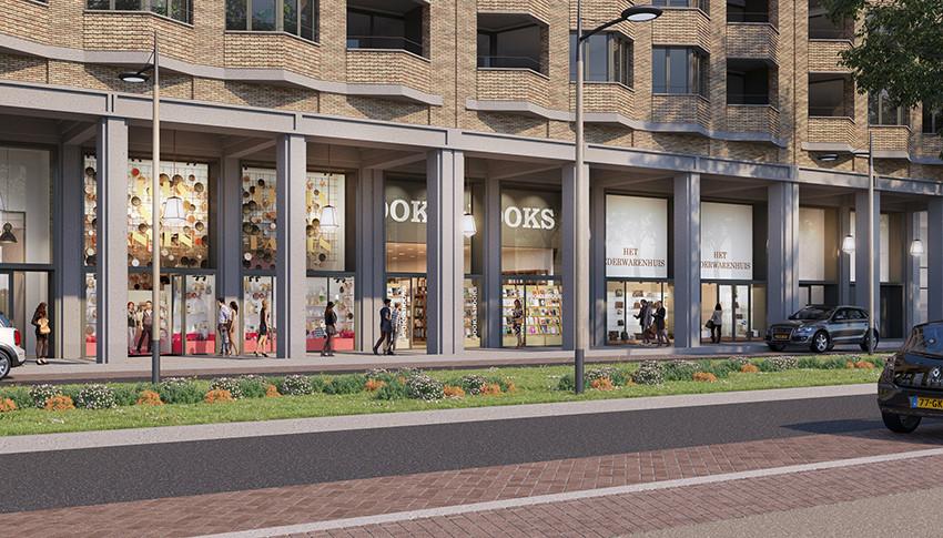 Vijf nieuwe winkelnamen voor Leidsche Rijn Centrum