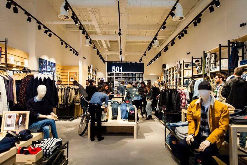 Wereldhave verwelkomt Levi's Store in de Nieuwe Frederikstraat in Tilburg
