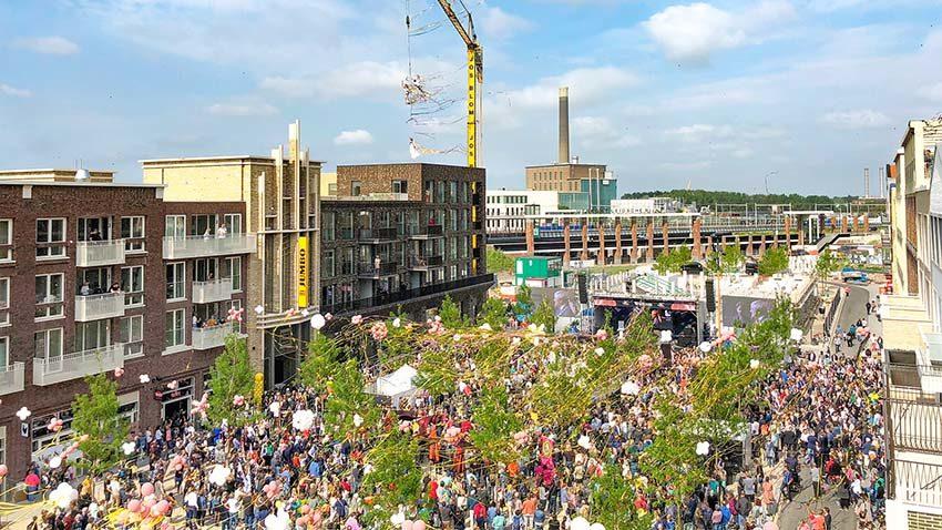 Tweede stadscentrum van Utrecht: Leidsche Rijn Centrum is geopend