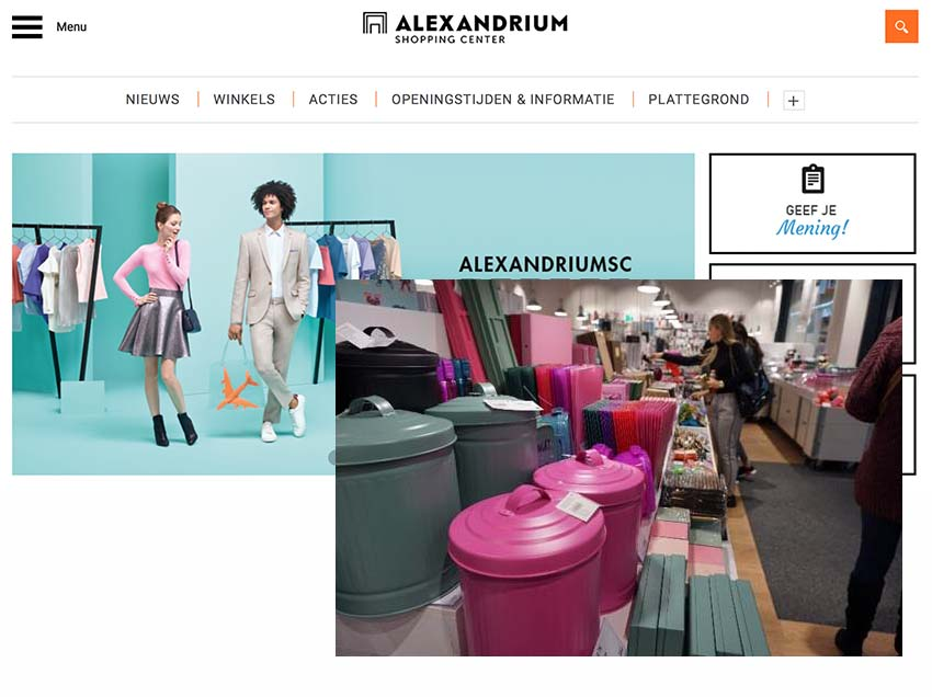 Flying Tiger geopend in Alexandrium Shopping Center
